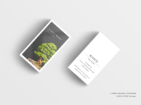Branding for a Bonsai Designer