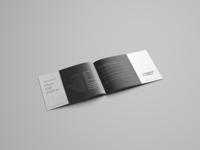 Offer Handbook concept design