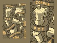crumpled coffee