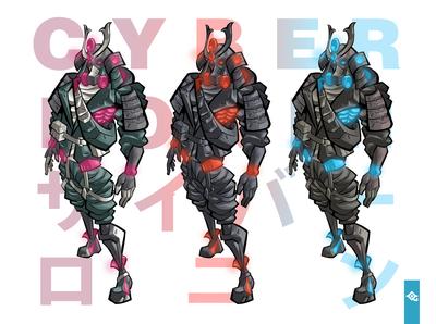 cyber ronin