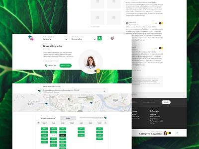 KCP Profile UI Concept corporate identity www ui