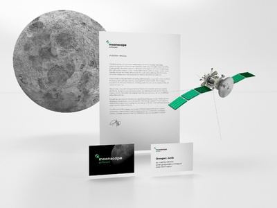 Moonscape Corporate Identity
