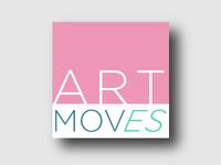 Art Moves Logo V2