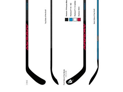 Ice Hockey Stick Design