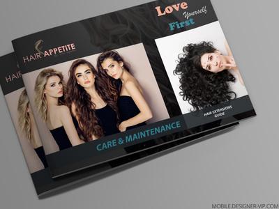Hair Salon Brochure
