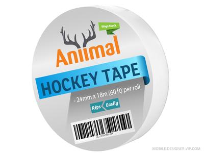 Hockey Tape Design