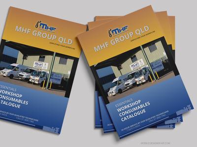 Industrial Catalog Design