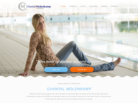 Chantal Molenkamp Homepage Header