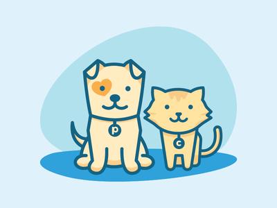 Pet Illustrations 01