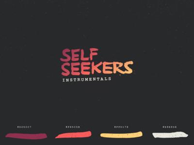 Self Seekers Beat Tape Color Palette