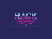 Hack-O-Rama 2016 concept