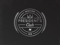 Newscred President's Club 2018