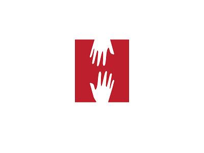Helping help health care logo icon