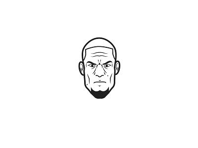 Ninja Nate real champ ufc fighter diaz nate logo icon