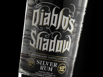Diablo's Shadow Detail