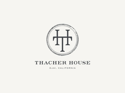 Thacher House Identity