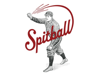 Cooperstown Distillery – Spitball Cinnamon Whiskey packaging design packaging hester pavementsf pavement liquor whiskey spitball cooperstown distillery