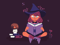 witches studies.