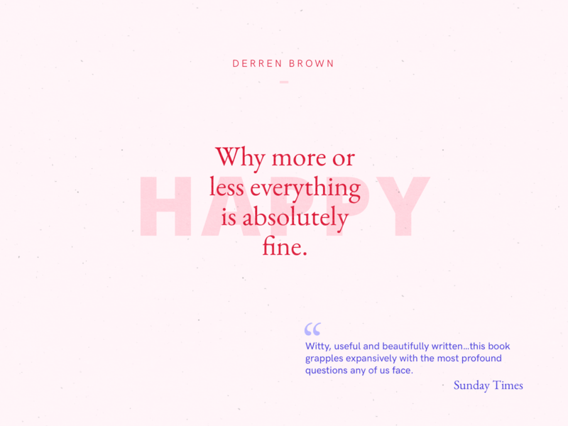 Happy by Rich on Dribbble
