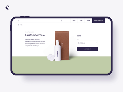 Product Page Concept ecommerce faq reviews product page checkout illustrations scroll desktop product figma