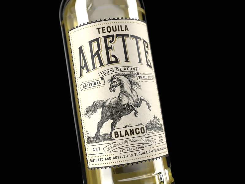 Arette Bottle 1 engraving jamie stark art director orange county orange county graphic designer brand design branding typogaphy print