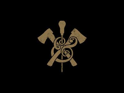 Axe & Awl Mark leather goods mark brand identity brand design branding jamie stark