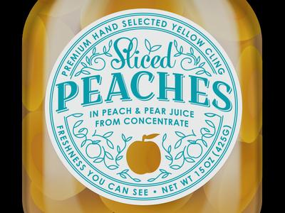 Peach Comp designer package director creative county orange stark jamie