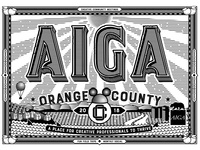 AIGA Postcard