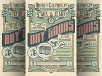 Dry Goods Full Poster