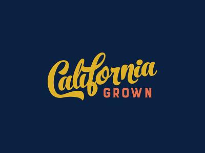 California Grown art director typography engraving laser engraving orange county graphic designer artist art jamie stark