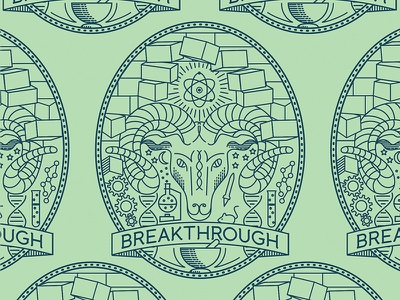 Breakthrough art director orange county graphic designer typography jamie stark