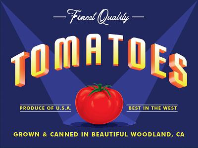 Woodland Mural 2 food art art director design logo orange county graphic designer illustration art director orange county jamie stark typography