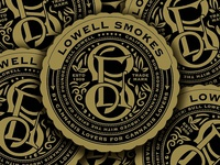 Lowell Herb Co Sticker