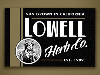 Lowell Sticker 4