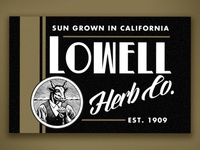 Lowell Sticker 4