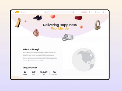 Ubuy Ecommerce: About Us online shop shop ecommerce animated gif website aboutus