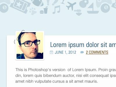 Blog Detail blog header