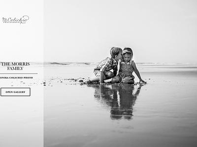 Gallery Landing Page: Detail landing page