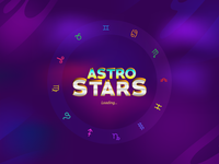 Slot Game Astrology Loading