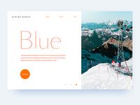 Blue Ski Resort