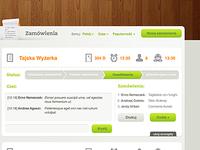 Food order web app
