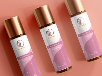 Skynbeauty Skincare Packaging Design graphic design branding