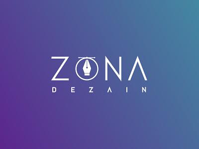 Zona Dezain   Logo Design graphic design logo