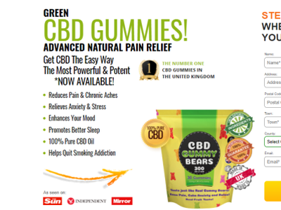 Take The Stress Out Of Blessed CBD Gummies United Kingdom! 3d