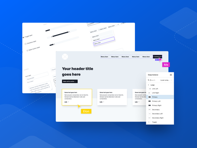 FLOW Flexible Library for Optimised Wireframing template wireframing library flowchart figma app web ux ui design