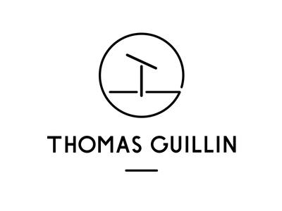 Tg Logo focus horizon simple blackwhite photographlogo