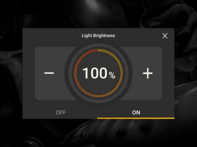 Light Control Concept Alternate