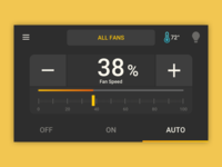 Fan Controller - Auto Mode
