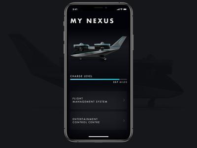 Bell Nexus App exploration