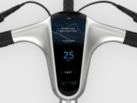 Angell Bike dashboard redesign concept
